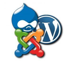 Joomla, WordPress i Drupal