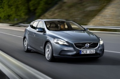 Całkiem ładne Volvo V40